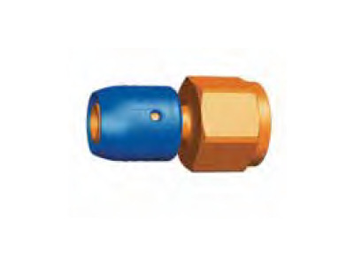 090 SMARTFIX BRASS FEMALE THREAD COUPLERS